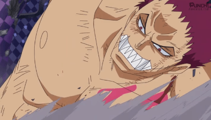 One Piece  Episódio 869 -  Desperte! O Kenbunshoku Capaz de Superar o mais Forte!
