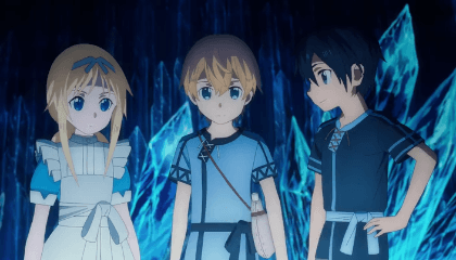 Sword Art Online: Alicization Episódio 1 - Submundo