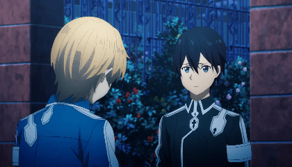 Sword Art Online: Alicization Episódio 11 - Catedral Central