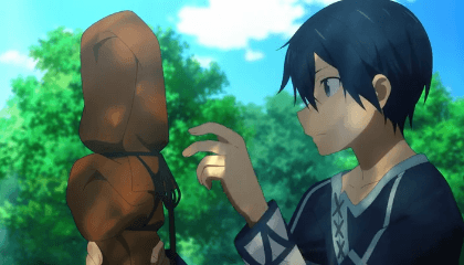 Sword Art Online: Alicization Episódio 3 - As Montanhas do Fim