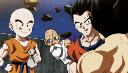Dragon Ball Super Dublado Episódio 128 - Orgulho Honrado! A Queda de Vegeta!