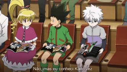 Assistir Hunter x Hunter 2011 Filme filme-2 - The Last Mission