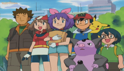 Pokémon Dublado Episódio 366 - As Pokébarras!