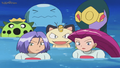 Pokémon Dublado Episódio 401 - A Ilha do Tempo