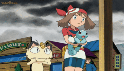 Pokémon Dublado Episódio 434 - A Dobra no Tempo Cura Todas as Feridas