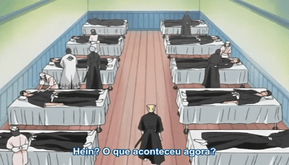 Bleach  Episódio 100 - A Morte de Soi Fon? O Fim do Onmitsu Kidou