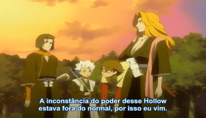 Bleach  Episódio 128 - Pesadelo arrancar! O time do Hitsugaya ataca