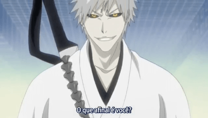 Bleach  Episódio 234 - Renji Surpreso? As duas Zabimarus