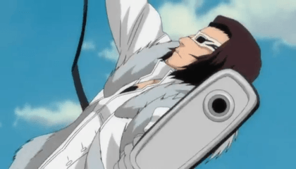 Bleach  Episódio 277 - Clímax! Shunsui VS Starrk!