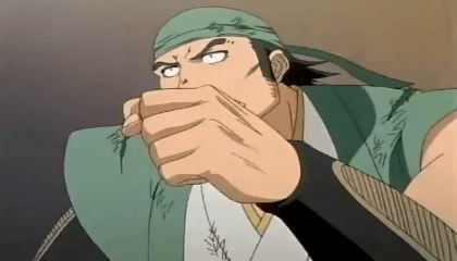 Bleach  Episódio 35 - Sousuke Assassinado! As Trevas que se Aproximam