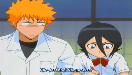 Bleach  Episódio 70 - O Retorno de Rukia! Ressurreição do Time Substituto.