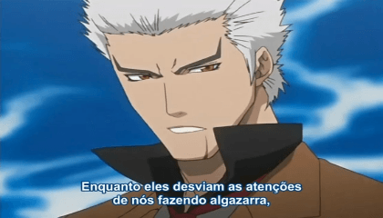 Bleach  Episódio 99 - Shinigami VS Shinigami! O Poder Incontrolável