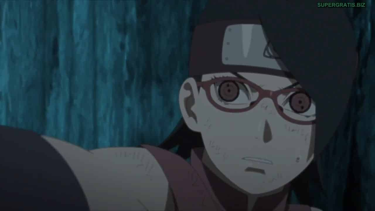 Boruto Naruto Next – Generations  Episódio 102 - Briga!