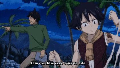 Fairy Tail  Episódio 304 - Fairy Tail Zero!!
