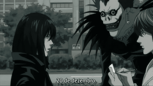 Death Note  Episódio 29 - Pai