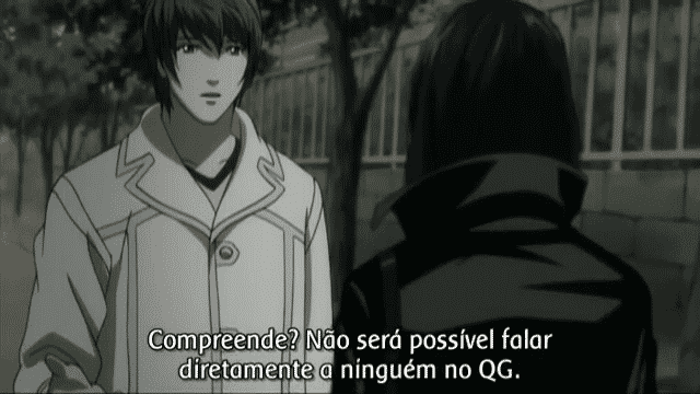 Death Note  Episódio 37 - Novo mundo – (Final)