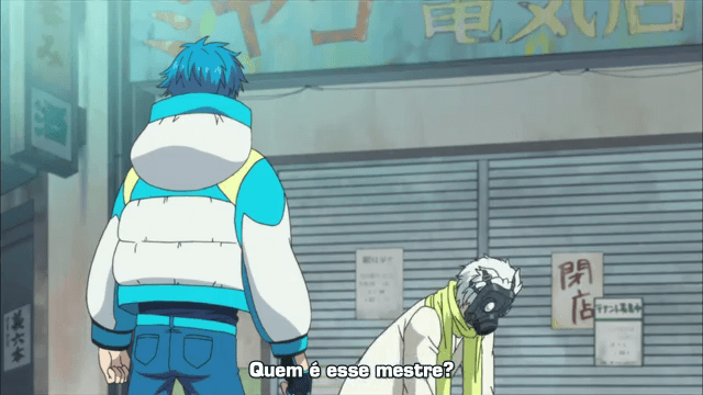 Dramatical Murder Episódio 12 - Data_12_Alvorecer