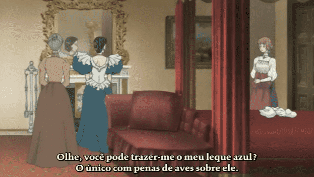 Emma: A Victorian Romance: Second Act  Episódio 11 - Tempo