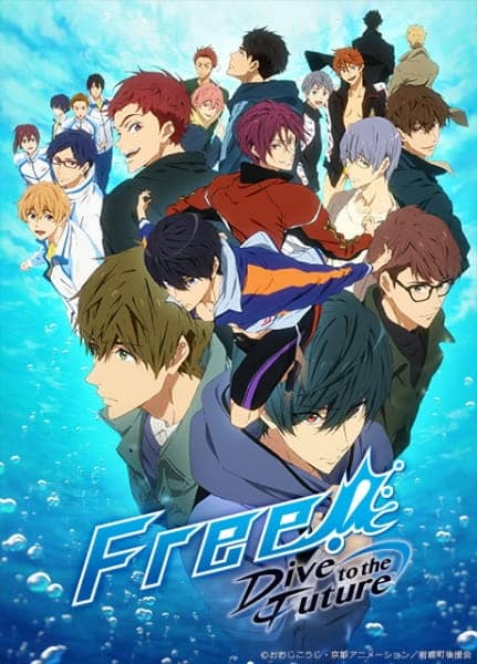 Assistir Free!: Dive to the Future Todos os Episódios Online Completo