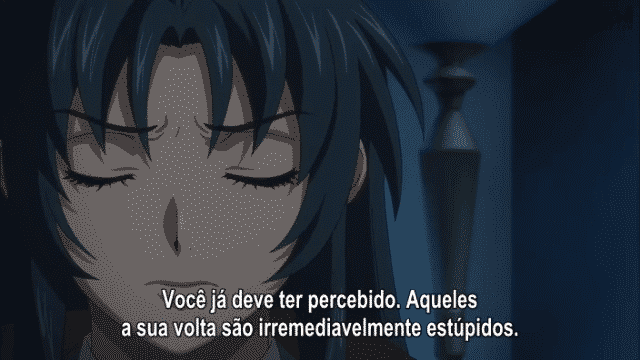 Full Metal Panic! Invisible Victory  Episódio 3 - Big One Percent