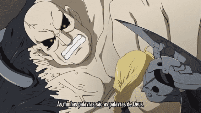 Fullmetal Alchemist Brotherhood  Episódio 13 - As feras de Dublith