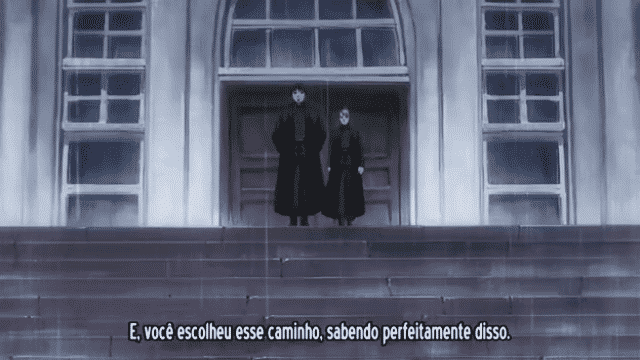 Fullmetal Alchemist Brotherhood  Episódio 24 - Dentro do Estômago