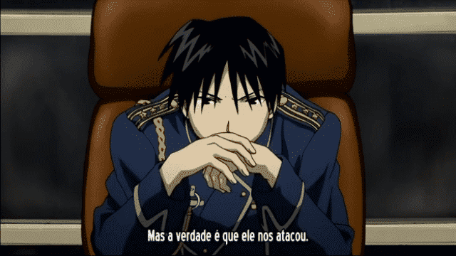 Fullmetal Alchemist Brotherhood  Episódio 41 - Inferno