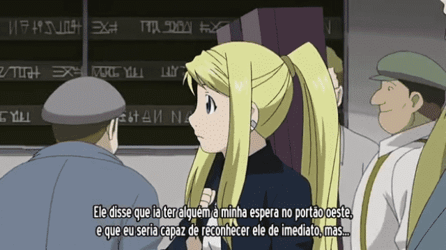 Fullmetal Alchemist Brotherhood  Episódio 56 - O Retorno do Führer