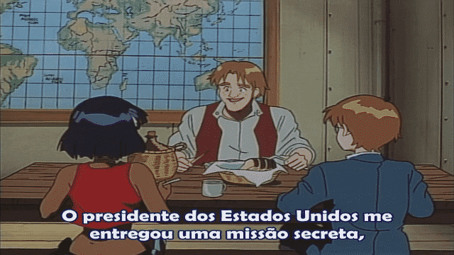 Fushigi no Umi no Nadia Episódio 27 - Episodio 27