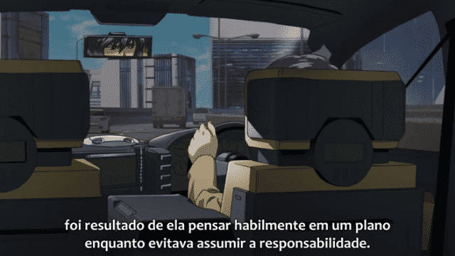 Ghost In The Shell: Stand Alone Complex 2nd GIG  Episódio 1 - Reembodir