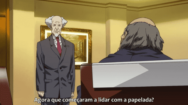 Ghost In The Shell: Stand Alone Complex 2nd GIG  Episódio 9 - Ambivalência
