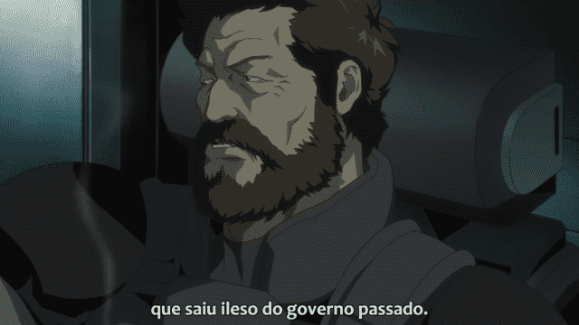 Ghost In The Shell: Stand Alone Complex 2nd GIG  Episódio 11 - Afeição