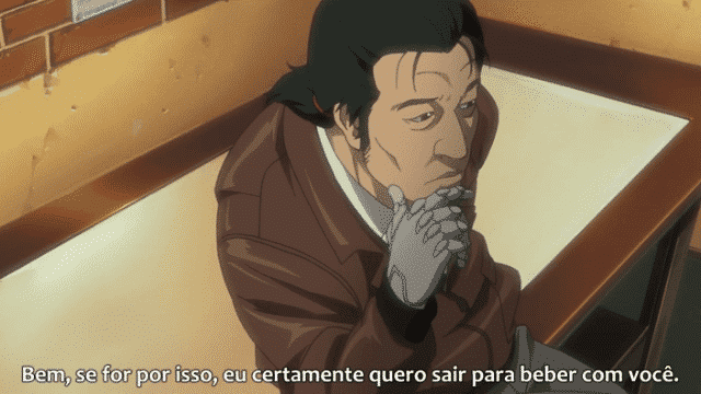 Ghost In The Shell: Stand Alone Complex 2nd GIG  Episódio 20 - Fabricar Nevoeiro