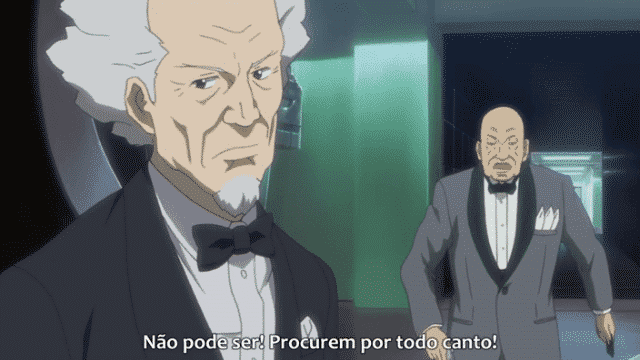 Ghost In The Shell: Stand Alone Complex 2nd GIG  Episódio 23 - Lei marcial