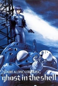 Assistir Ghost in the Shell: Stand Alone Complex Todos os Episódios Online Completo