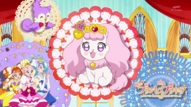 Go! Princess Precure  Episódio 8 - Absolutamente Impossível! Haruka`s Dress Making!