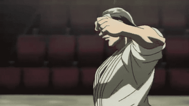 Grappler Baki: Saacidai Tournament Hen  Episódio 11 - Fang