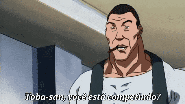 Grappler Baki: Saacidai Tournament Hen  Episódio 12 - Extremo! Orochi Ryu
