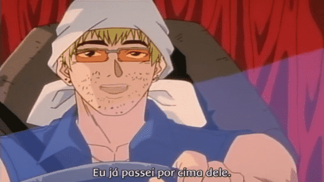 GTO – Great Teacher Onizuka  Episódio 20 - Cartas De Amor