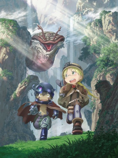 Assistir Made in Abyss  Todos os Episódios  Online Completo