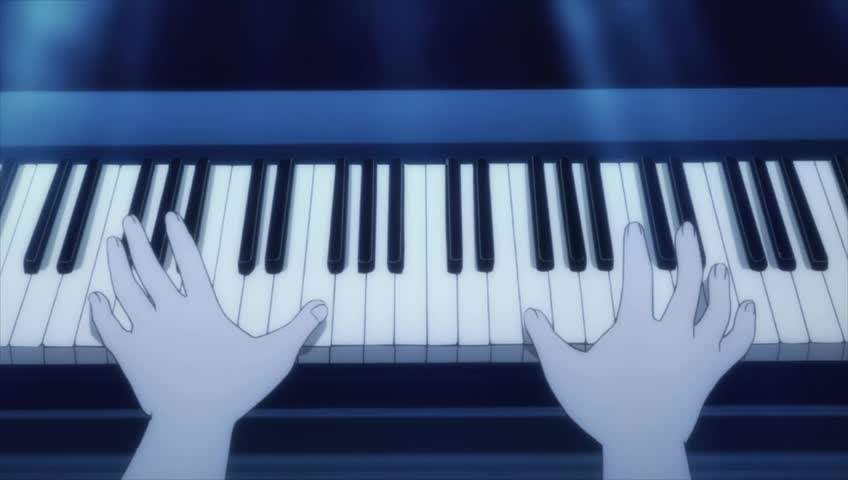 Piano no Mori  Episódio 2 - Pronto para tocar Chopin