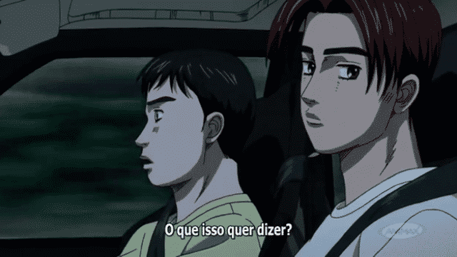 Initial D Fifth Stage  Episódio 8 - ep