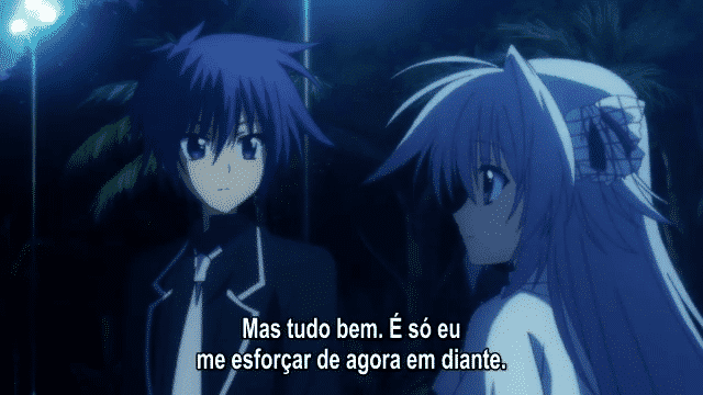 Juuou Mujin no Fafnir  Episódio 4 - Tear, a Dragoa