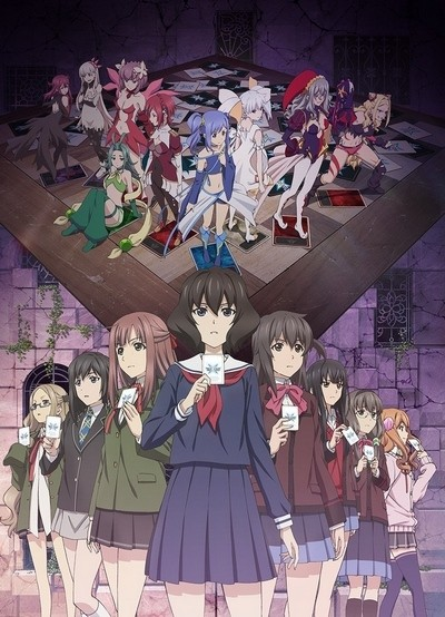 Assistir Lostorage Conflated WIXOSS  Todos os Episódios  Online Completo