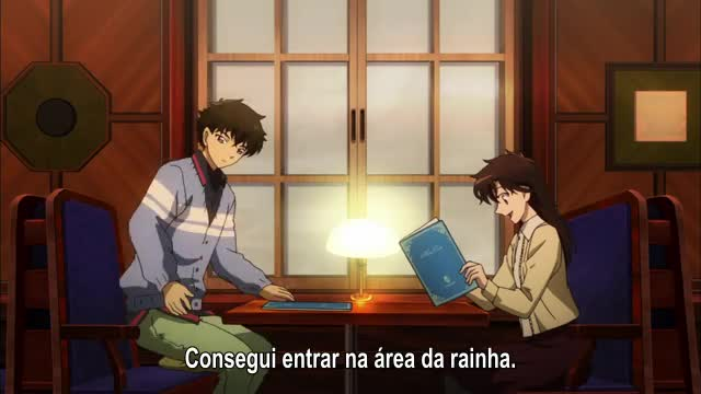 Magic Kaito 1412  Episódio 14 - Crystal Mother
