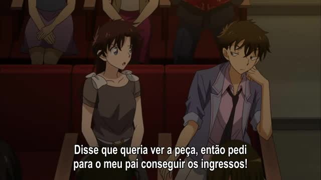 Magic Kaito 1412  Episódio 17 - Green Dream
