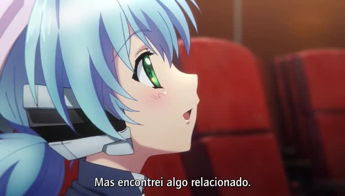 Planetarian: The Reverie Of A Little Planet  Episódio 2 - Concertando o Projetor