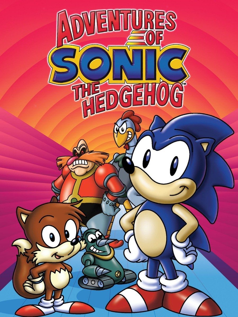As Aventuras de Sonic The Hedgehog Dublado