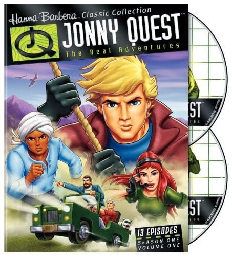 As Incriveis Aventuras de Jonny Quest Dublado