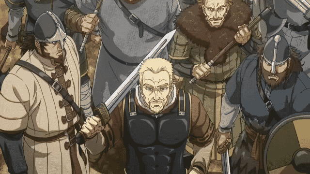 Vinland Saga  Episódio 12 - The Land on The Far Bank